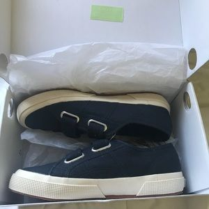 *NEW* SUPERGA 2750 NAVY (discontinued style)